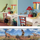 Dinosaurs Complete Room Package