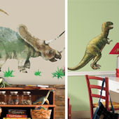 Dinosaurs Decal Room Package #1