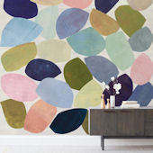 Minted Disarray Repositionable Wall Mural