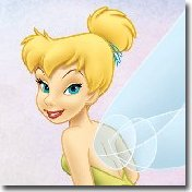 Disney Tinker Bell Stickers