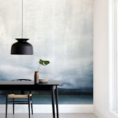 Minted Distant Light Repositionable Wall Mural