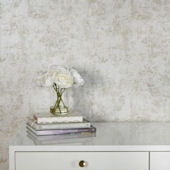 Distressed Gold Leaf Pearl Peel Stick Wallpaper