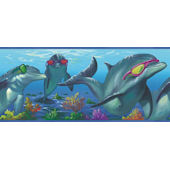 Dolphins Border