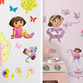 Dora the Explorer Decal Room Package #1
