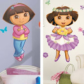 Dora the Explorer Decal Room Package #2