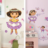 Dora the Explorer Decal Room Package #3