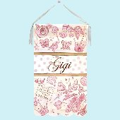 Its a Girl Wall Hanging by Drooz Studio