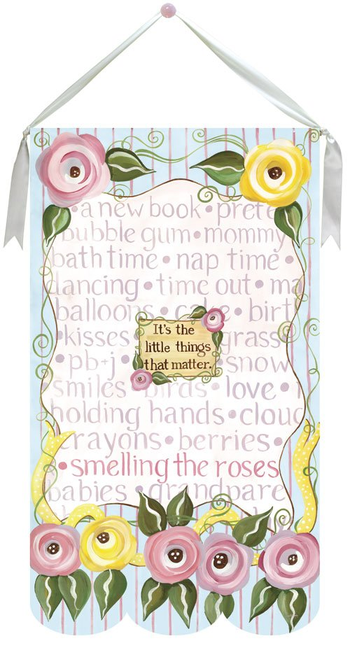 Its the Little Things by Drooz Studio - Kids Wall Decor Store