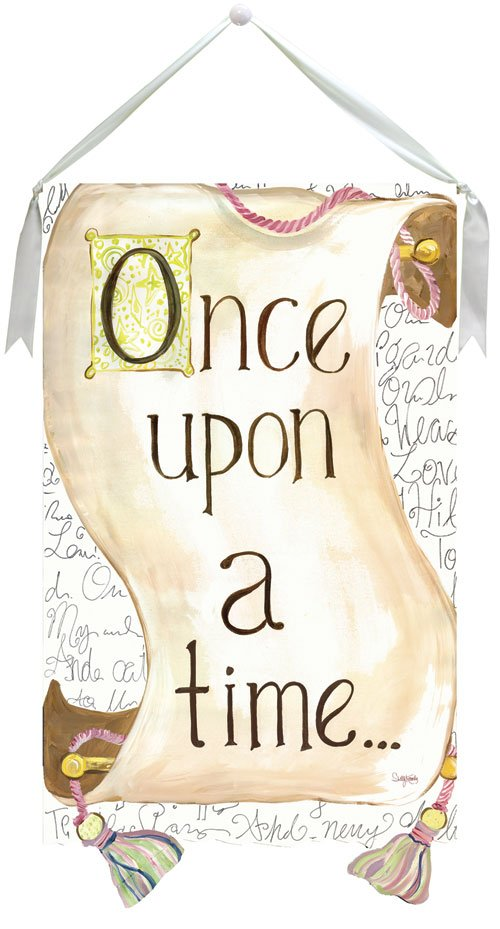 Once Upon A Time by Drooz Studio - Kids Wall Decor Store