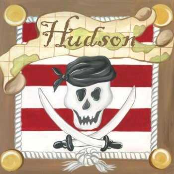 Pirate Canvas Wall Art - Wall Sticker Outlet