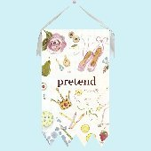 Pretend Wall Hanging by Drooz Studio