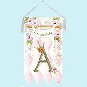 Princess Wall Hanging by Drooz Studio