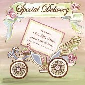 Special Delivery Girl by Drooz Studio