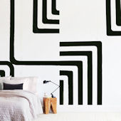 Minted Edges Repositionable Wall Mural