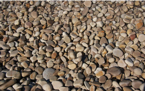 Pebbles Wall Mural C860 - Wall Sticker Outlet