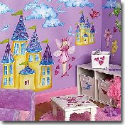 Fairy & Fantasy Wall Decals