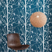 Ferm Living Family Tree Wallpaper