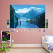 Fathead Frozen Arendelle Mural Wall Decal
