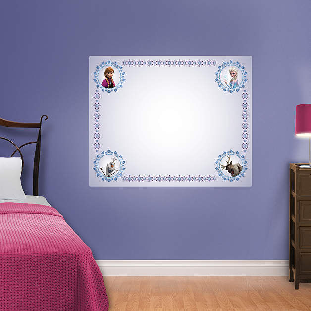 Fathead Frozen Giant Dry Erase Wall Decal - Wall Sticker Outlet