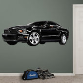 Fathead 2011 Ford Mustang Wall Graphic