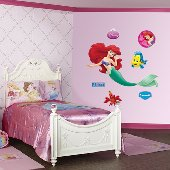 Fathead The Little Mermaid Collection Decals