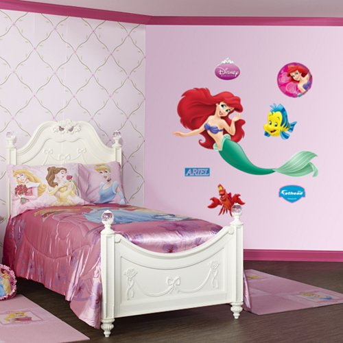 Fathead The Little Mermaid Collection Decals - Wall Sticker Outlet