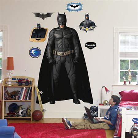 Fathead Batman Movie Character Wall Graphic - Kids Wall Decor Store