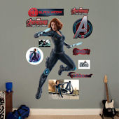 Fathead Avengers Age of Ultron Black Widow