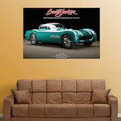 Fathead Bonneville Special Wall Graphic