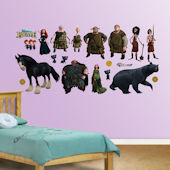 Fathead Brave Collection Wall Graphic
