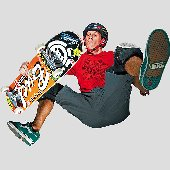 Fathead  Bucky Lasek Skateboard Wall Graphic