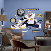 Fathead Buffalo Sabres Ryan Miller Wall Graphic