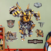 Fathead Transformers Bumblebee Wall Graphic