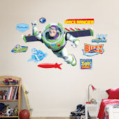 Toy Story Buzz Lightyear Wall Sticker