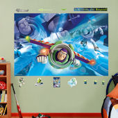 Fathead Disney Toy Story Buzz Lightyear Mural