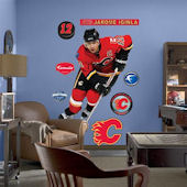 Fathead Calgary Flames Jarome Iginla Wall Graphic