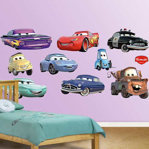 Exceptional Disney Car Wall Stickers Part   2: Wall Sticker Outlet Part 70