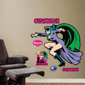 Catwoman Fathead Wall Sticker