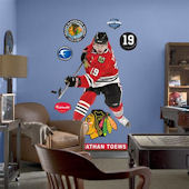 Fathead Chicago Blackhawks Jonathan Toews
