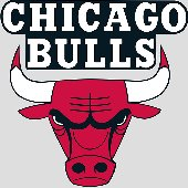 Fathead  Chicago Bulls Logo Wall Graphic