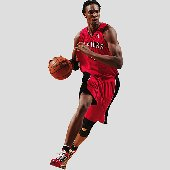 Fathead Toronto Raptors Chris Bosh  Wall Graphic