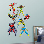 Classic X Men Fathead Wall Sticker