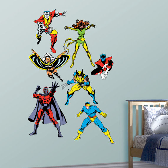 Classic X Men Fathead Wall Sticker - Wall Sticker Outlet