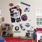 Fathead Colorado Avalanche Joe Sakic Wall Graphic