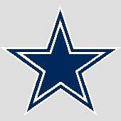 Fathead Dallas Cowboys Logo Wall Graphic