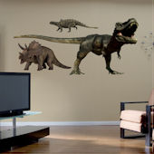 Fathead Dinosaurs Peel and Stick Wall Sticker