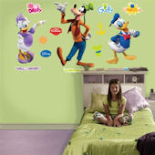 Fathead Disney Classic Donald Duck Wall Graphic