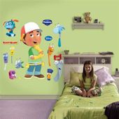 Fathead Disney Handy Manny Wall Graphic