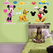 Fathead Disney Mickey Mouse Wall Graphic