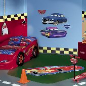 Fathead Disney Cars Doc and Ramone Wall Graphic